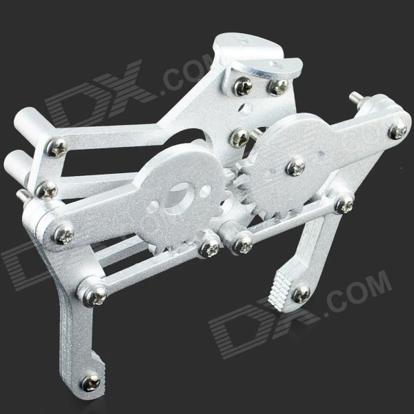 MG995 Servo Aluminum Bracket - Silver overall yumi overall