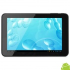 "M749 7"" HD Dual Core Android 4.1 Tablet PC w/ 1GB RAM / 8GB ROM / Bluetooth - Silver + Black"