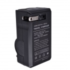 SingFire SF0009 Dual-Slot 18650 Li-Ion Battery Charger for LED Flashlight - Black (US Plug)