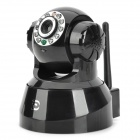 BangDao BD-IP541 Surveillance Wireless Wi-Fi Pan/Tilt IP Camera w/ 10-IR Night Vision LED - Black