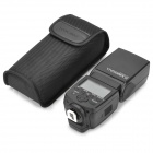 YONGNUO YN-568EX II TTL Speedlight Flash Gun for Canon DSRL - Black (4 x AA)
