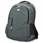 SENDIWEI S209 Fashionable Multifunctional Shockproof Backpack / Laptop Bag - Platinum