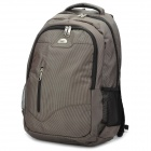 SENDIWEI S209 Fashionable Multifunctional Shockproof Backpack / Laptop Bag - Light Coffee + Black