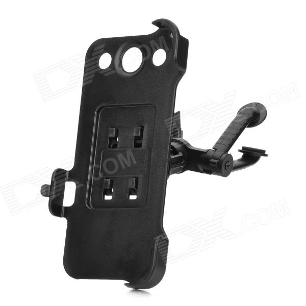 Car Air Vent Mounted 360 Degrees Rotation Stand Holder Bracket for LG Optimus G Pro / F240K - Black comix 12 cs 2222