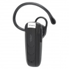 WK-10 Wireless Bluetooth V3.0 + EDR Earbud Hands-free Headset w/ Micro USB + Earphone - Black