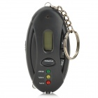 Breathalyzer with Parking Timer and Flashlight