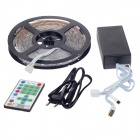 ZIYU ZY002 72W 3510lm 270-SMD 5050 LED RGB Light Strip w/ 24-Key Remote Controller - (5m / EU Plug)