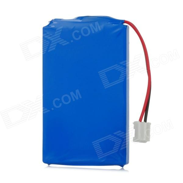 HD62 500mAh Replacement Rechargeable Battery for PS3 Bluetooth Joystick - Blue
