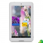 """FNF ifive Mini 7 """"IPS 1080p Dual Core Android 4.1 Tablet PC w / 1GB RAM / 8GB ROM - Weiß + Silber"""