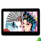 "BENEVE W1 10.1"" IPS Quad Core Android 4.1.1 Tablet PC w/ 2GB RAM / 16GB ROM / HDMI - Silver"