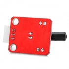 KEYES Electronic Bricks Inclination Sensor Works w/ Official Arduino Products - Red