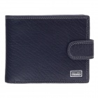 BEIDIERKE B056-206 High-Grade Head Layer Cowhide Wallet - Black