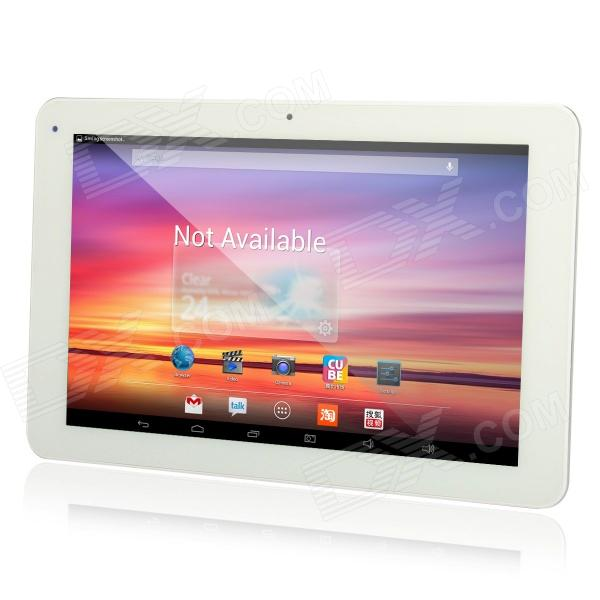 "U30GT C4 Quad Core 10.1"" IPS Android 4.1.1 Tablet PC w/ 16GB ROM, 1GB RAM, RK3188, Bluetooth - White"