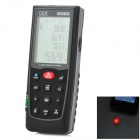 CEM iLDM-150 70 Meter Bluetooth Cellphone Connectable Laser Distance Meter - Black