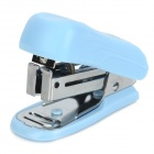 M&G ABS91649 Cute Plastic + Stainless Steel Stapler + Staples Set - Blue