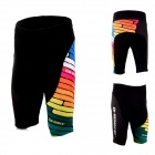 INBIKE IA360 Bicycle Cycling Short Sleeves Jersey + Shorts Set - Multicolored (Size M)