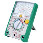 "Pro'skit MT-2017 4.5"" Analogue Protective Function Analog Multimeter - Green + White"