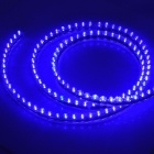 7.5W 230lm 120- Straw Hat LED Blue Car Decoration Strip Light (120cm)