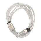 IEEE1394 6-Pin to 4-Pin DV Data Cable (150cm)