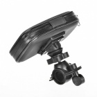 M05 Motorcycle Bicycle Water Resistant Holder / Stand for GPS / Iphone 5 - Black