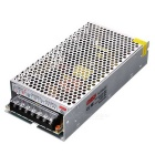 PWM AC 110~240V to DC 12V 180W 15A Stable High Efficient Switching Power Supply - Silver
