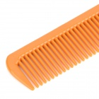Profession Anti Static General Pointed Sharp Tail Comb - Yellow