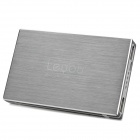 Leyou LY-980 10000mAh External Battery Charger Power Bank for Tablet PC - Grey