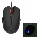 Motospeed V3 USB 2.0 Wired Gaming Optical Mouse - Black