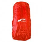 RYDER Outdoor Sport Waterproof Nylon Oxford Rain Cover for Backpack - Red (50~70L)