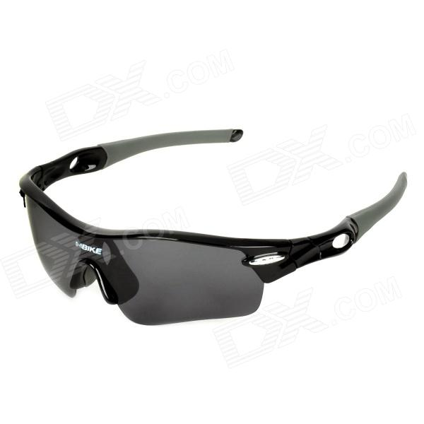 NBIKE T9311 Outdoor Cycling UV400 Protection Polarized Sunglasses w/ Replaceable Lens Set стеклянный шар house of seasons d 8см золото узоры 83187зу