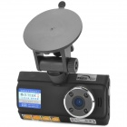 "TEER H7110 HD 1080P 2.7"" TFT Wide Angle Digital Car DVR Camcorder w/ 4-IR LED / Mini HDMI / AV-out"