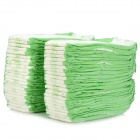 Besuper S46 Ultra-Slim Breathable Baby's Diapers - Green + White (46 PCS)