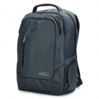 "Kingsons KS3034 420D Nylon Double Shoulder Backpack for 15.6"" Laptop - Grey"