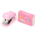 M&G Mini Cute Stainless Steel Stapler + Staple Set - Pink