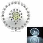 Multifunctional 3-Mode 41-LED Camping Light - Silver (4 x AA)