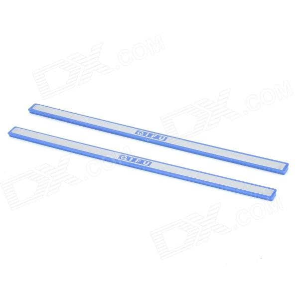 Long Magnetic Stripes for White Board - Blue (30cm / 2 PCS) long magnetic stripes for white board red 30cm 6 pcs