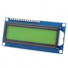 "Meeeno IIC LCD-1602 2.6"" Green Screen LCD Module Shield for Arduino"