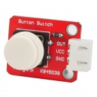 Button Switch-Modul für Arduino - rot + weiß