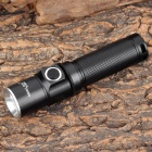 SMALL SUN ZY-R802 Cree XR-E Q5 240lm 3-Mode White Flashlight - Black (1 x 14500 / AA)