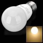 Cnlight E27 4W 250lm 3500K 6-5630 SMD LED Warm White Light Energy-Saving Bulb Lamp (100~240V)