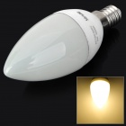 Cnlight E14 4W 250lm 3500K Warm White Light Energy-saving Candle Lamp Bulb (100~240V)