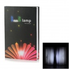 Novel Notebook Style 500lm 6500k White Light LED Decorative Lamp - Multicolored