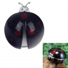 HB 0016 Ladybug Style Lemon Scent Air Freshener for Car - Black