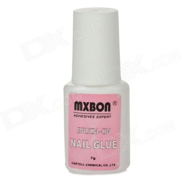 7G Professional Nail Glue for Art Tips - Pink - DXNail Care &amp; Art<br>Brand N/A Color Pink Material Glue Quantity 1 Functions Designed to be used for all kinds of nail tips decoration stickers etc. Features Easy and ready for use; Can be used on natural nails or false nails; Individually sealed; Enable you to create beautiful nail designs in seconds; Small bottle design for easy portability; Suitable for both professional salon or home use Packing List 1 x Bottle of glue (7g)<br>
