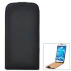 Hotsion Protective PU Leather Case for Samsung Galaxy S4 i9500 - Black