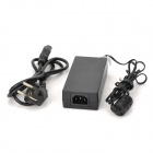 AC Power Charging Adapter for IP Telephone / AP Network - Black (EU Plug / 100~240V)