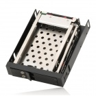 "HD220 Dual-Layer 2.5"" SATA HDD Tray Case w/ Indicator / Safe Lock - Black + Silver"