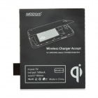 Metrans MWR02 Wireless Charger Accept Receiver for Galaxy S3 i9300 - Black