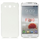 Protective Matte Plastic Back Case for LG Optimus G Pro/F240K - White