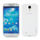 HOCO HS-T003 Ultra Thin Protective Back Case for Samsung Galaxy S4 - Translucent White